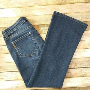 PAIGE   Canyon boot cut jeans 29